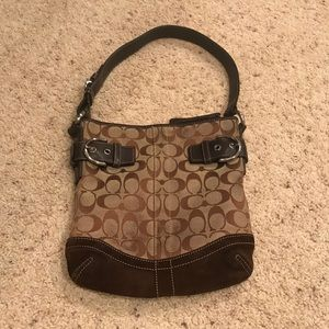 Women's REAL Coach Purse